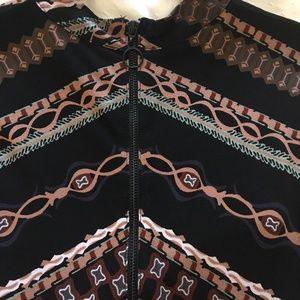 Free People Dresses - Free People - Patterned Mini Dress